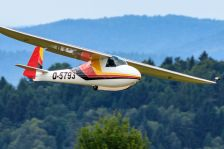 Segelkunstflug mit LO 100