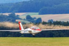 Segelkunstflug mit MDM-1 FOX